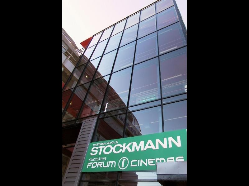 Fasāde stockman