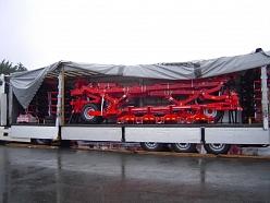 Freeway Logistics kravu pārvadājums no Eiropas
