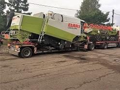 Freeway Logistics lauksaimniecības tehnikas kravu pārvadājumi