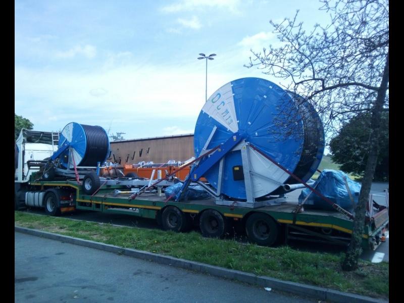 Freeway Logistics lielgabarīta kravu pārvadājumi