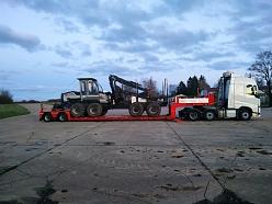 Freeway Logistics negabarīta kravu pārvadājumi