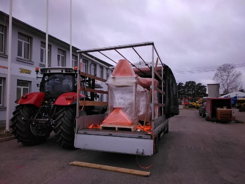 Freeway Logistics sauszemes ekspress piegāde
