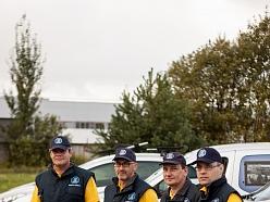 Tehniskās apsardzes dienests