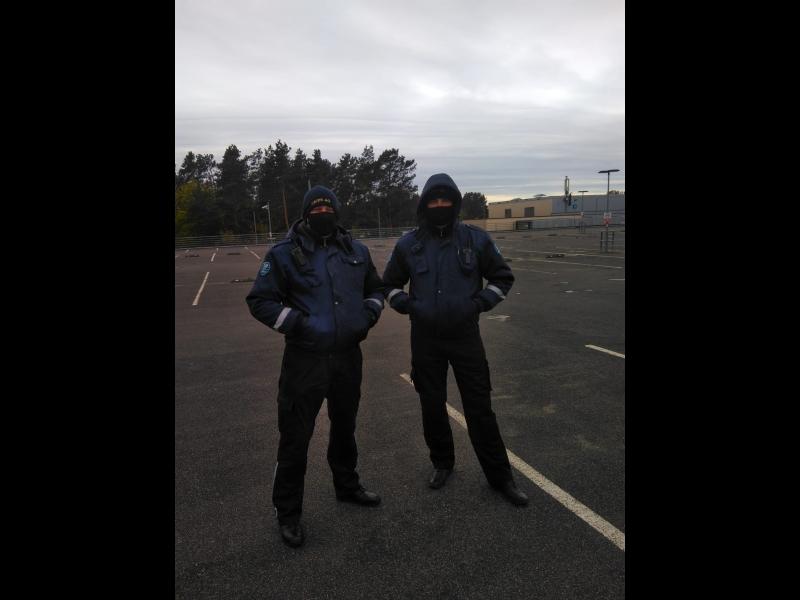 Fiziskā apsardze