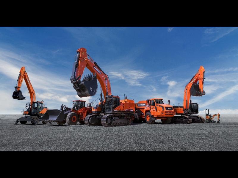 Doosan būvtehnika Intrac