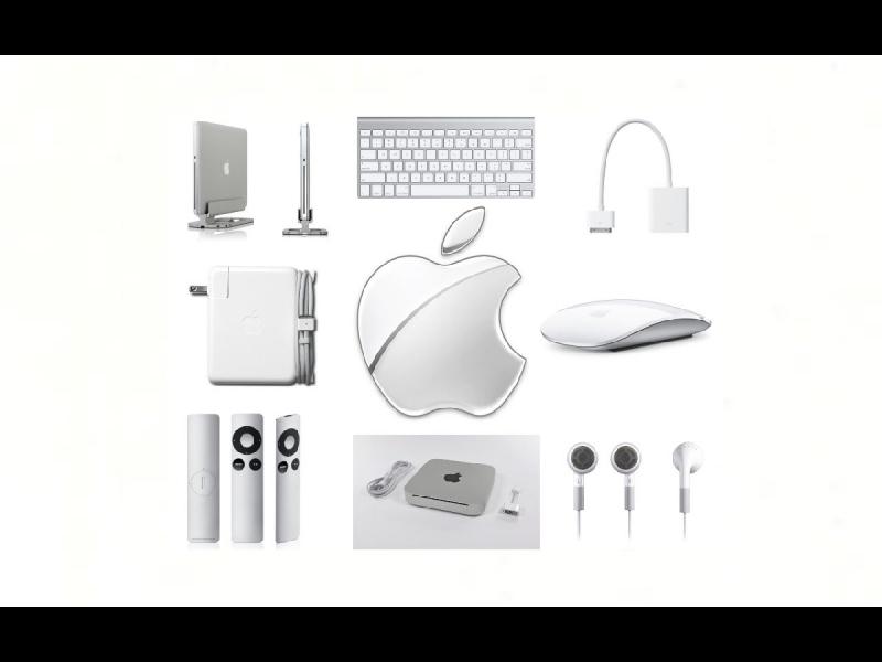 Apple aksesuāri