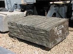 Granīta akmens bloki