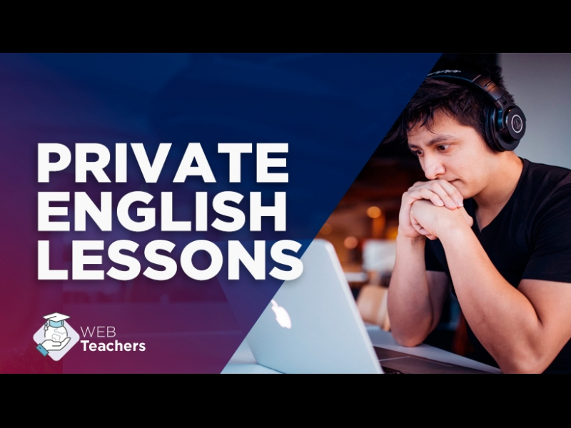 Private English Lessons