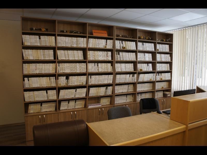 Latvijas Neredzīgo bibliotēka. Audiogrāmatas