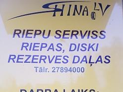 Kravas auto riepas, Kravas auto riepu tidzniecība, Maskavas iela 260a, www.shina.lv