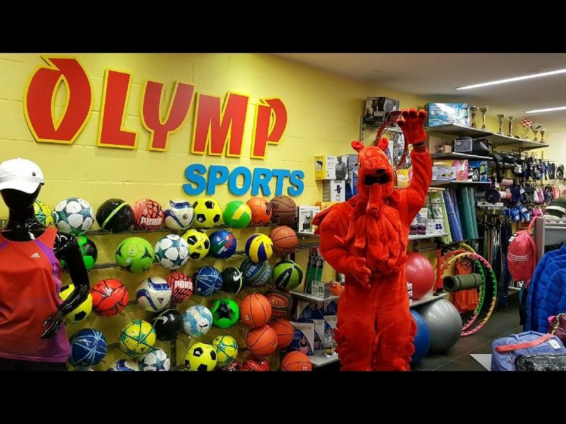 Fitnesa centrs OLYMP, OLYMP sports