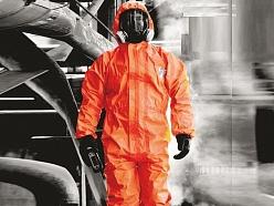 Darba apģērbi aizsardzībai pret ķīmiskām vielām