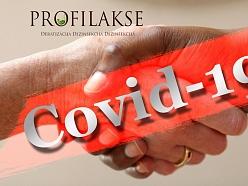 Covid dezinfekcija