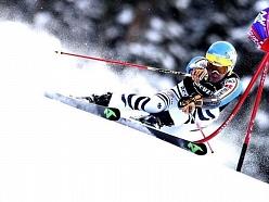 Nordica kalnu slēpes un zābaki
