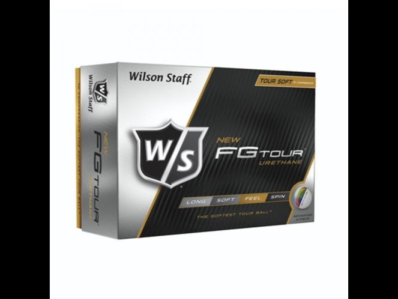 Wilson FG Tour golfa bumbiņas 3 gab.