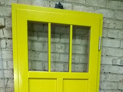 Durvis Saulkrasti