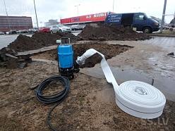 Ūdensvada ierīkošana, pievada izbūve, montāža, remontdarbi, Zilber SIA