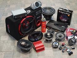 Auto akustika, autotumbas, auto skaļruņi, pastiprinātāji, kondensātori, sabwooferi, vadu komplekti,instalācijas komplekti, tumbu vadi, basu tumbas