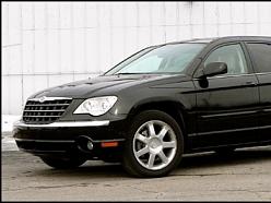 Chrysler pacifica, autonoma Rīga Alvi