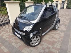 Smart rent a car Riga