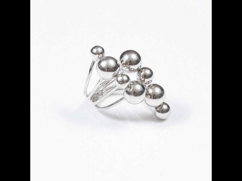 Sudraba gredzeni no Itālijas