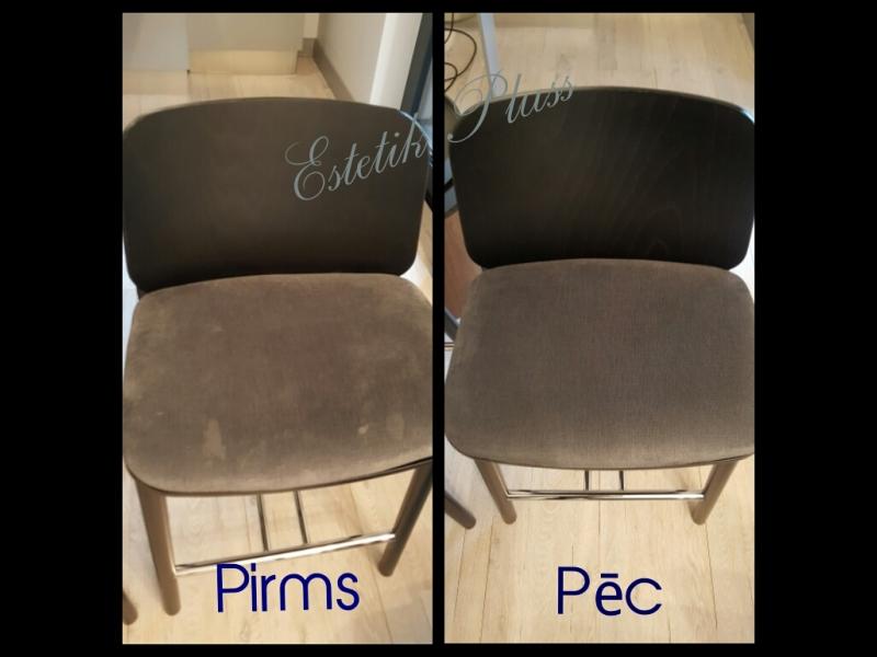 Krēslu ķīmiskā tīrīšana