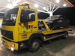 Auto evakuācija, tehniskā palīdzība uz ceļa