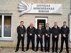Apbedīšanas pakalpojumi Liepājā