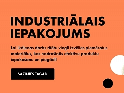 Industriālais iepakojums