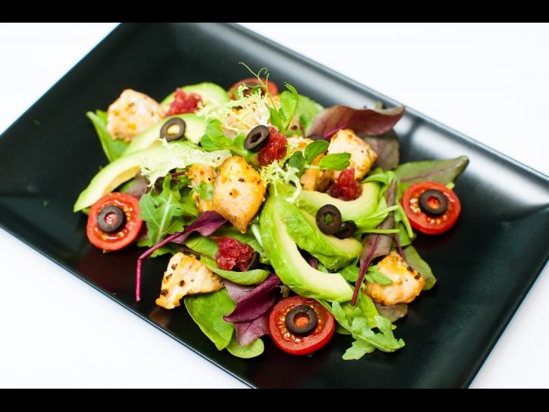 Laša avokado salati