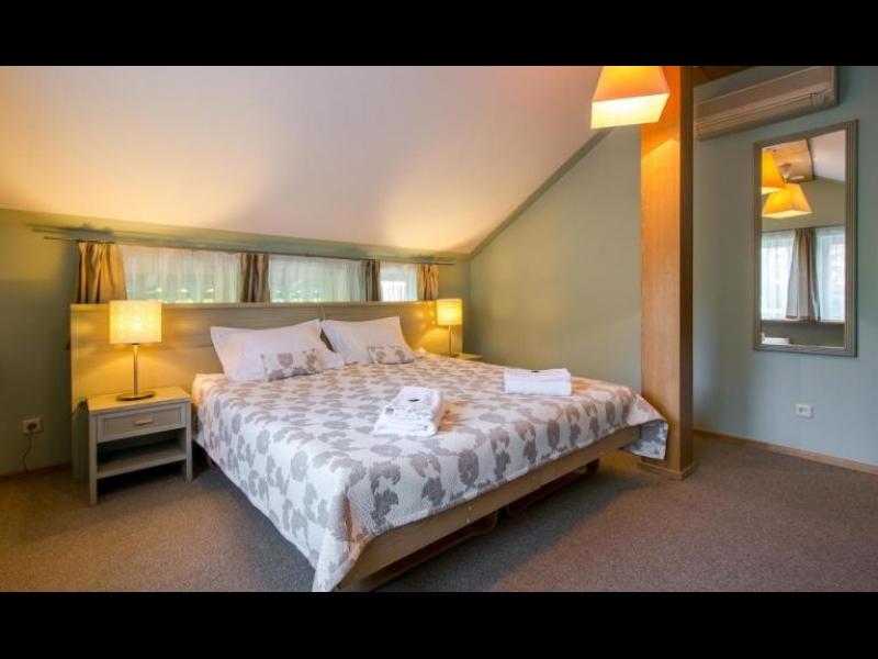 Boutique hotel ROZE. Divvietīgs numurs ar 1 divvietīgu vai 2 vienvietīgām gultām