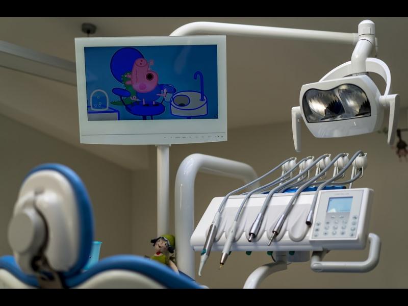 Zobu ārstēšana bērniem