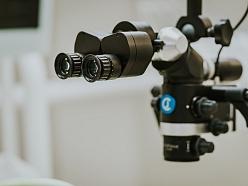 Jaunākās paaudzes mikroskops zobu kanālu ārstēšanai
