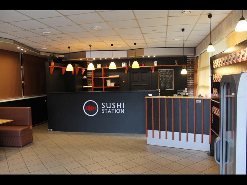 """Sushi Station"", suši piegāde Liepājā"