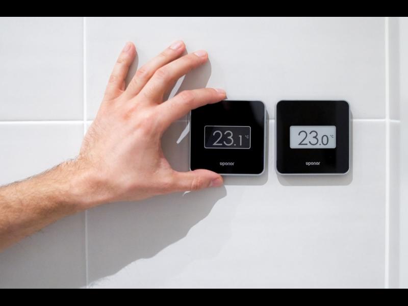 Uponor termostati Smatrix Style