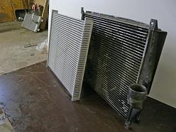 Auto radiatoru izgatavošana, metināšana, lodēšana