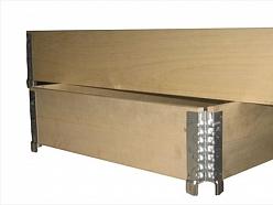 Kastes, koka kastes, iepakojums, PalWood SIA