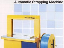 StraPack spriegošanas iekārtas