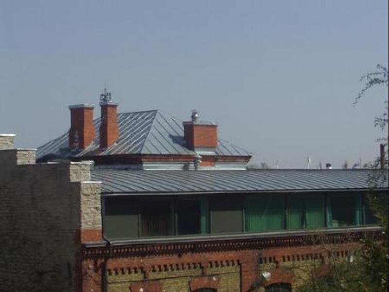 Metāla jumti