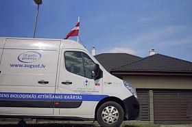 August Latvia Serviss