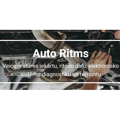 """Auto ritms"", SIA, Auto remonts Pārdaugavā"