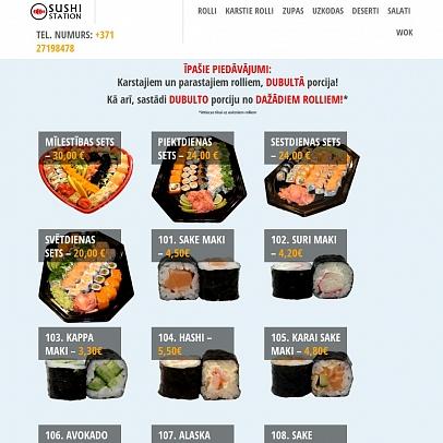 """""""Sushi Station"""""""