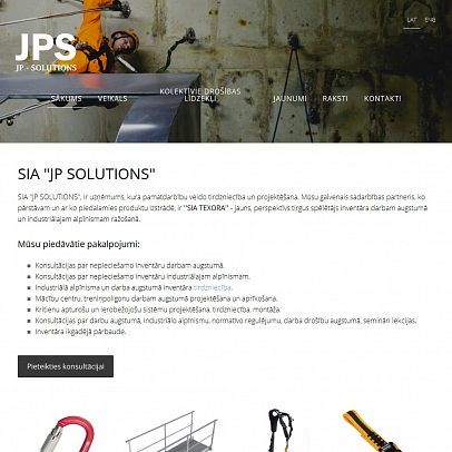 """JP Solutions"", SIA"