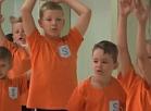 Vidzemes TV: Siguldas pilsētas vidusskolas skolēni aizvada pirmo sporta stundu kopā ar olimpiešiem