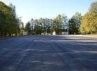 Pabeigta Limbažu pilsētas publiskās slidotavas izbūves būvdarbu 1.kārta