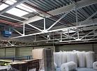 Ēku drošībai izstrādāta jumta uzraudzības sistēma