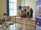 Latgales reģionālā TV: Daugavpils Būvniecības tehnikumā notika skolotāja dienas svinības