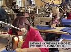 Latgales reģionālā TV: Latvijas – Krievijas pierobežā izveidots šūšanas cehs
