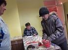 Skrundas TV: Skrundā darbu atsāk Zupas virtuve