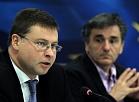 Valdis Dombrovskis/ Foto: EPA/ LETA